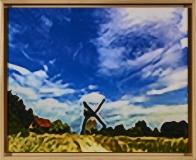 Lenzer M._Windmühle bei Benz