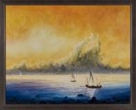 Peklo Ch._Sonnenaufgang am Schwarzen Meer