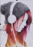 Schüller B._Das Mädchen mit den roten Haaren